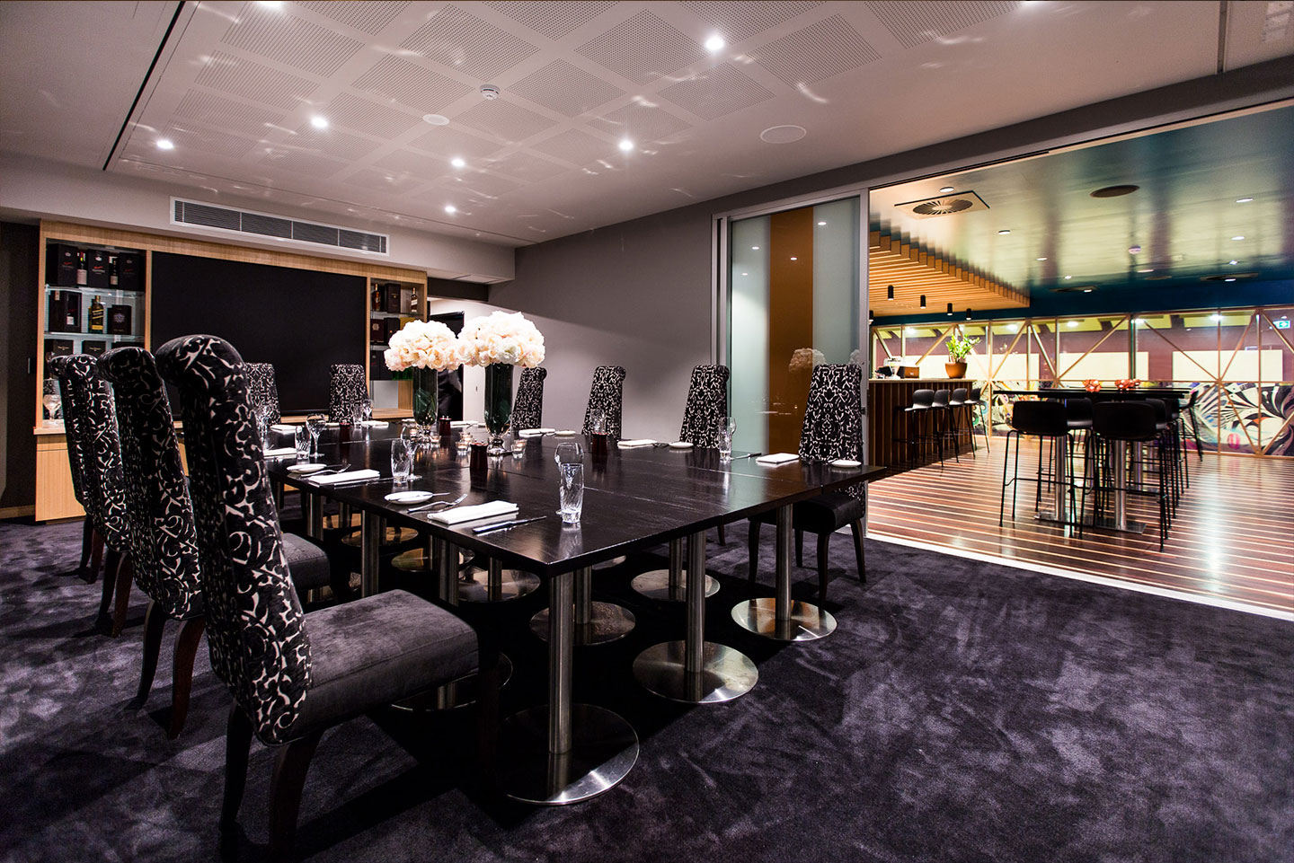 South Perth's most exclusive private dining facilities